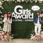 Girls Award2016SSでコスメ・美容・ファッション情報を沢山ゲット!