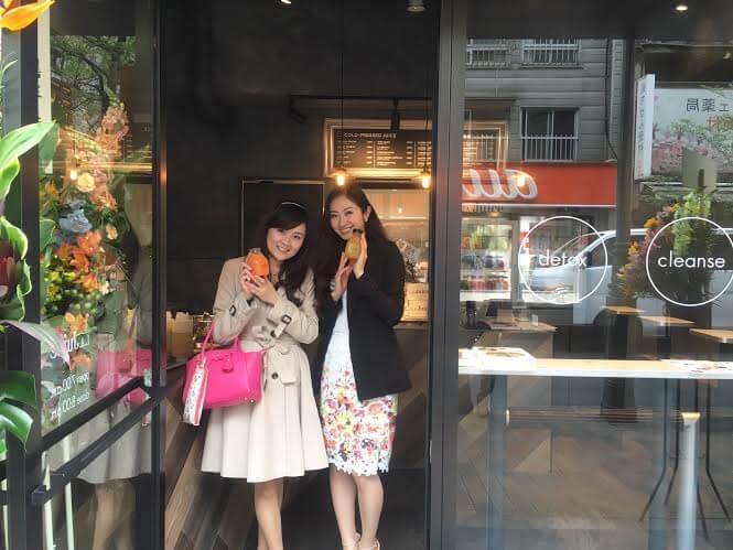 LAJuice広尾店4
