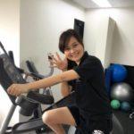 ダイエットジム・ビセット東中野店でパーソナルトレーニング初体験!筋肉プルプルの1時間!w
