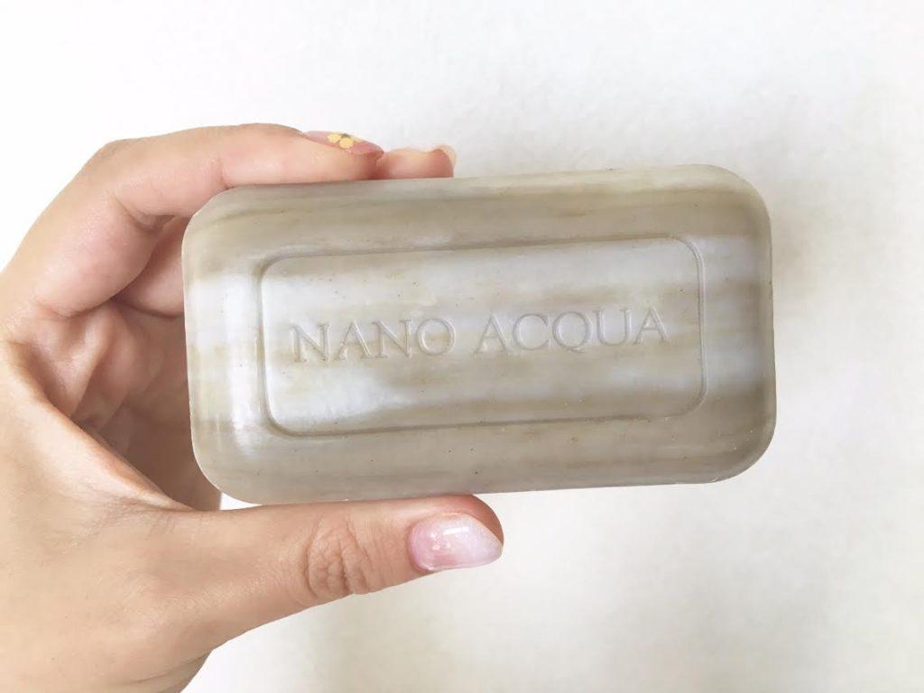 ナノアクアソープ