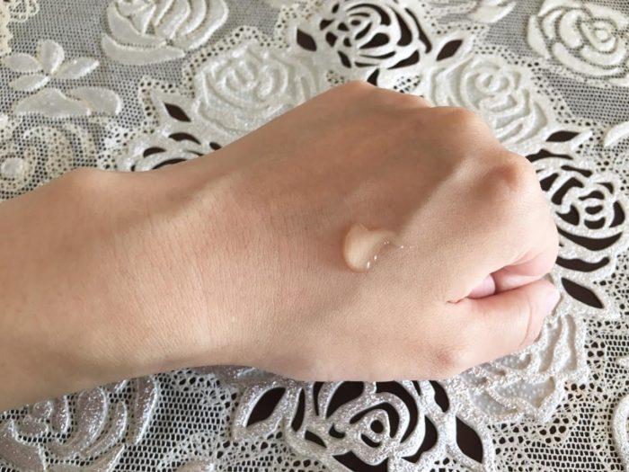 Belle Blanc(ベルブラン)ニキビ跡用美容液テクスチャー