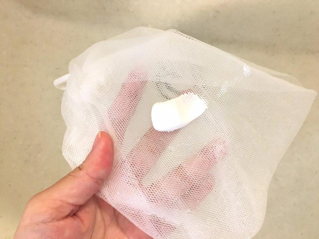 いるじゅらさ洗顔石鹸3