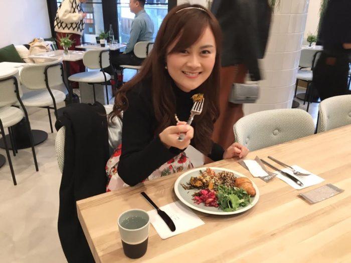 ELLEcafe青山店