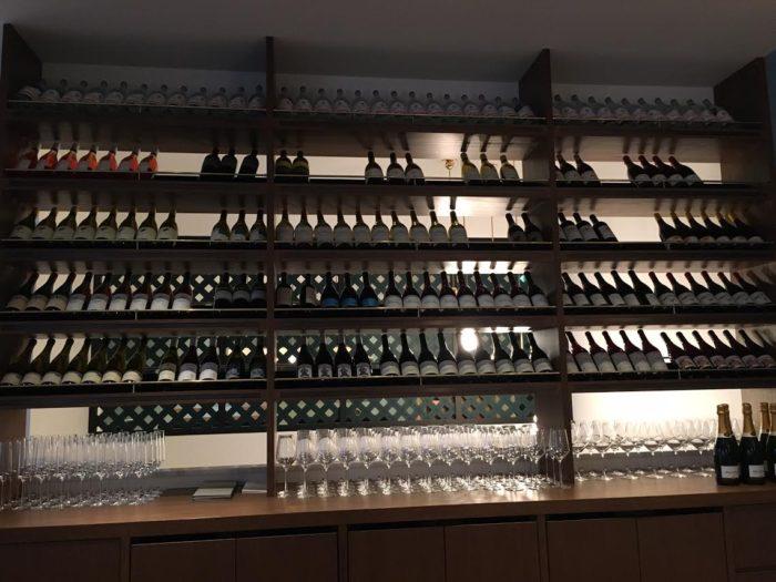 ELLEcafe青山店ビオワイン