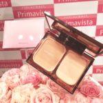 プリマヴィスタの新パウダーファンデーションは毛穴・ムラも自然にカバー♪素肌美人に見える!